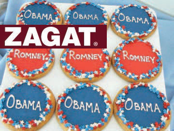 "President Obama Easily Wins Night Kitchen Bakery's ""Eat the Vote"" Election"